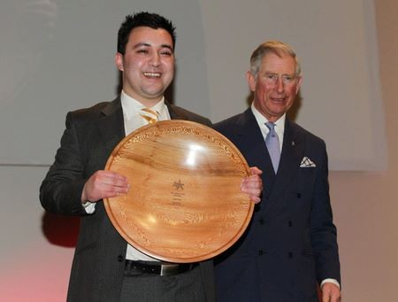 Prince's Trust National Awards 2012.